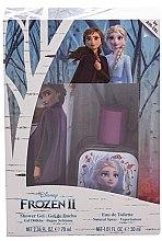 Parfémy, Parfumerie, kosmetika Disney Frozen II - Sada (edt/30ml + sh/gel/70ml)