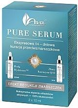 Parfémy, Parfumerie, kosmetika Sérum na obličej Terapie proti vráskám - Ava Laboratorium Pure Serum