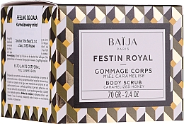 Parfémy, Parfumerie, kosmetika Tělový peeling - Baija Festin Royal Body Scrub