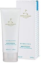Parfémy, Parfumerie, kosmetika Hydratační pleťová maska - Aromatherapy Associates Hydrating Rose Face Mask