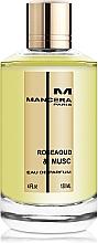 Parfémy, Parfumerie, kosmetika Mancera Roseaoud & Musk - Parfémovaná voda