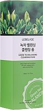 Parfémy, Parfumerie, kosmetika Pěna se zeleným čajem - Lebelage Green Tea Balancing Cleansing Foam