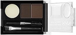 Parfémy, Parfumerie, kosmetika Stíny na obočí - NYX Professional Makeup Eyebrow Cake Powder