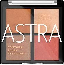 Parfémy, Parfumerie, kosmetika Paleta na líčení - Astra Make-up The Romance Palette