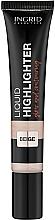 Parfémy, Parfumerie, kosmetika Rozjasňovač - Ingrid Cosmetics Liquid Highlighter