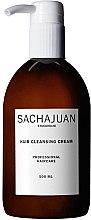Parfémy, Parfumerie, kosmetika Čistící krém na vlasy - Sachajuan Hair Cleansing Cream