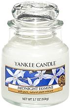 Parfémy, Parfumerie, kosmetika Aromatická svíčka Noční jasmín - Yankee Candle Midnight Jasmine