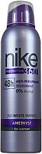 Parfémy, Parfumerie, kosmetika Deodorant ve spreji - Nike Woman Amethyst Deodorant Spray