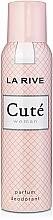 Parfémy, Parfumerie, kosmetika La Rive Cute Woman - Deodorant