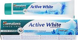 Parfémy, Parfumerie, kosmetika Zubní pasta - Himalaya Herbals Active White Fresh Gel