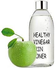 Parfémy, Parfumerie, kosmetika Pleťový toner Jablko - Real Skin Healthy Vinegar Skin Toner Apple