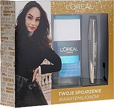 Parfémy, Parfumerie, kosmetika Sada - L'Oreal Paris (mascara/10.7ml + mic/water/125ml)