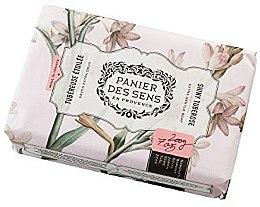 Parfémy, Parfumerie, kosmetika Mýdlo - Panier Des Sens Natural Soap Cotton Flower