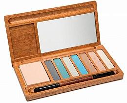 Parfémy, Parfumerie, kosmetika Paleta očních stínů - Alilla Cosmetics California Palette