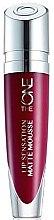 Parfémy, Parfumerie, kosmetika Tekutá rtěnka-mousse na rty - Oriflame The One Lip Sensation Matte Mousse