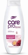 Parfémy, Parfumerie, kosmetika Sprchový gel Marhaník a Marakuja - Luksja Care Pro Revive Shower Gel