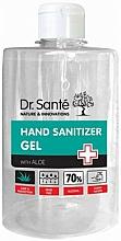 Parfémy, Parfumerie, kosmetika Antibakteriální gel na ruce s aloe - Dr. Sante Antibacterial Hand Sanitizer Gel With Aloe