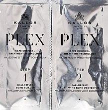 Parfémy, Parfumerie, kosmetika Ampule pro bezpečné chemické zpracování - Kallos Cosmetics PLEX Safe Chemical Treatment Technology