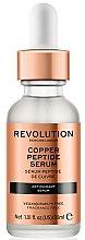 Parfémy, Parfumerie, kosmetika Antioxidační pleťové sérum - Revolution Skincare Copper Peptide Serum