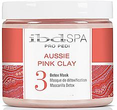 Parfémy, Parfumerie, kosmetika Maska na ruce a nohy s růžovou hlínou - IBD Aussie Pink Clay Detox Mask