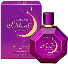 Parfémy, Parfumerie, kosmetika Ulric de Varens D'orient Amethyste - Parfémovaná voda