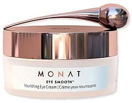 Parfémy, Parfumerie, kosmetika Výživný krém na pleť kolem očí - Monat Eye Smooth Nourishing Eye Cream