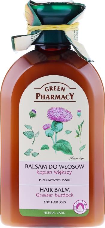 Balzám proti vypadávání vlasů - Green Pharmacy — foto N1