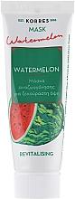 Parfémy, Parfumerie, kosmetika Regenerační maska Meloun - Korres Watermelon Revitalising Mask