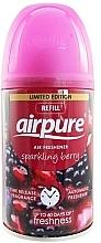 Parfémy, Parfumerie, kosmetika Osvěžovač vzduchu Šumivé bobule - Airpure Air-O-Matic Refill Sparkling Berry