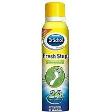 Parfémy, Parfumerie, kosmetika Deodorant- antiperspirant pro nohy - Scholl Extra Fresh Step Antiperspirant