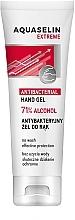 Parfémy, Parfumerie, kosmetika Antibakteriální gel na ruce (tube) - Aquaselin Extreme 71% Antibacterial Hand Gel Protect