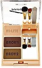 Parfémy, Parfumerie, kosmetika Sada pudrů na oboči - Milani Brow Fix Eye Brow Powder