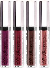 Parfémy, Parfumerie, kosmetika Rtěnka-lak na rty - NYX Professional Makeup Slip Tease Lip Lacquer