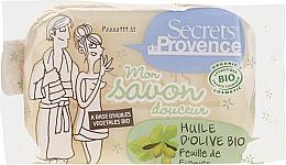 Parfémy, Parfumerie, kosmetika Mýdlo - Secrets De Provence My Soap Bar Olive Oil Fig Tree