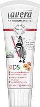 Parfémy, Parfumerie, kosmetika Zubní pasta pro děti bez fluoru - Lavera Kids Toothpaste Organic Calendula and Calcium Fluoride