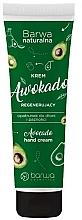 Parfémy, Parfumerie, kosmetika Regenerační krém na ruce a nehty - Barwa Natural Avocado Hand Cream