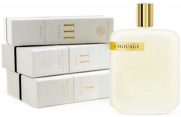 Amouage The Library Collection Opus III - Parfémovaná voda — foto N1