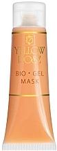 Parfémy, Parfumerie, kosmetika Biogelová maska na obličej - Yellow Rose Bio Gel Mask