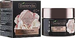 Parfémy, Parfumerie, kosmetika Hydratační krém-koncentrát proti vráskám 40 + - Bielenda Camellia Oil Luxurious Anti-Wrinkle Cream 40+
