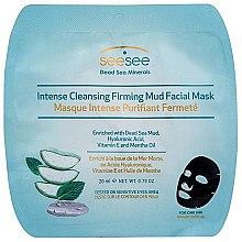 Parfémy, Parfumerie, kosmetika Minerální pleťová bahenní maska - SeeSee Intense Cleansing Firming Mud Facial Mask