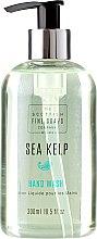 Parfémy, Parfumerie, kosmetika Tekuté mýdlo na ruce - Scottish Fine Soaps Sea Kelp Hand Wash