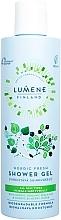 Parfémy, Parfumerie, kosmetika Hydratační a osvěžující sprchový gel - Lumene Nordic Fresh Shower Gel