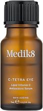 Parfémy, Parfumerie, kosmetika Denní sérum na oční okolí s vitamínem C - Medik8 C-Tetra Eye Lipid Vitamin C Antioxidant Serum