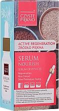 Parfémy, Parfumerie, kosmetika Výživný obličejový sérum s rýžovým extraktem - Czyste Piekno Face Serum
