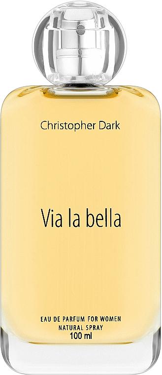 Christopher Dark Via La Bella - Parfémovaná voda