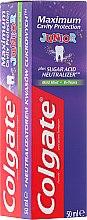 Parfémy, Parfumerie, kosmetika Zubní pasta pro děti - Colgate Maximum Cavity Protection Junior 6+