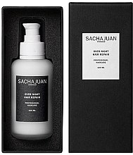 Parfémy, Parfumerie, kosmetika Regenerační noční gel na vlasy - Sachajuan Over Night Hair Repair