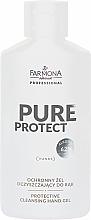 Parfémy, Parfumerie, kosmetika Ochranný gel na ruce - Farmona Professional Pure Protect Hand Gel