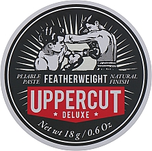 Parfémy, Parfumerie, kosmetika Modelovací pasta na vlasy se střední fixací - Uppercut Deluxe Featherweight (mini)