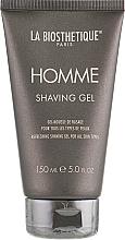 Parfémy, Parfumerie, kosmetika Gel na holení pro všechny typy pleti - La Biosthetique Homme Shaving Gel